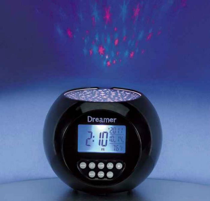 Часы, которые позволят считать звезды перед сном.