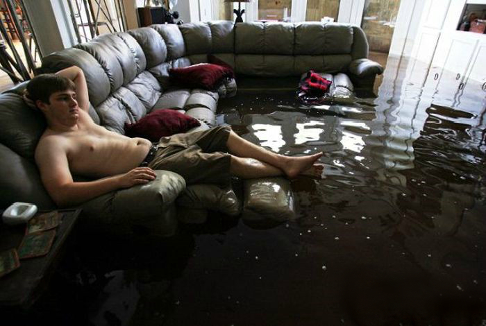 Потоп.