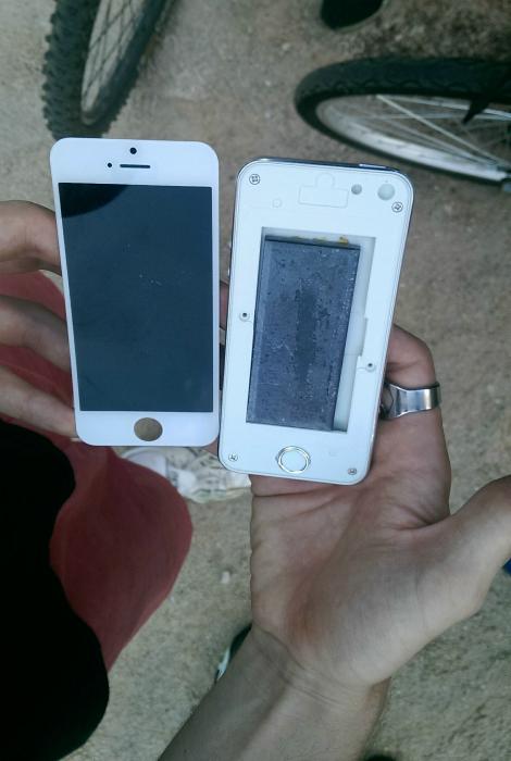 «Качественный» телефон.