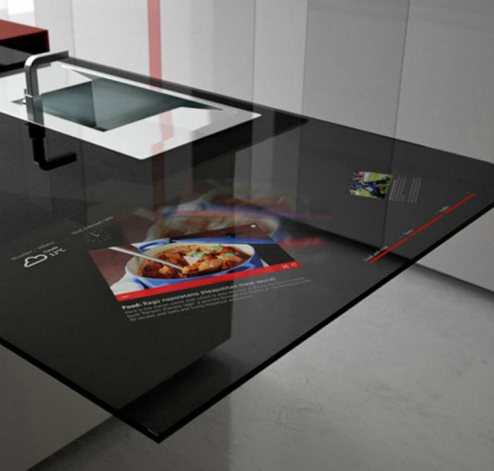 Кухонная столешница Smart Prisma.