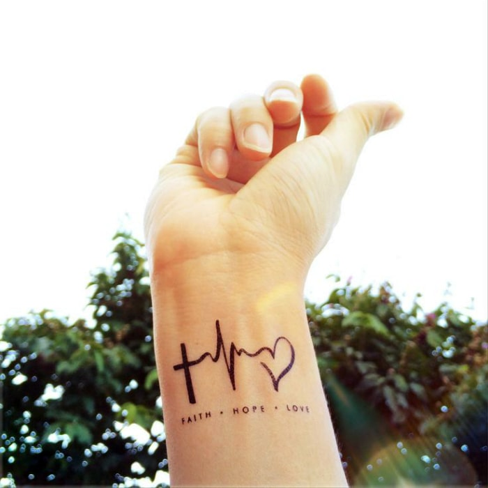 «Вера, надежда, любовь».