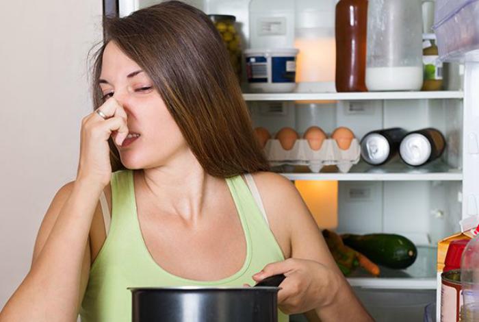 Чай от неприятных запахов в холодильнике.
