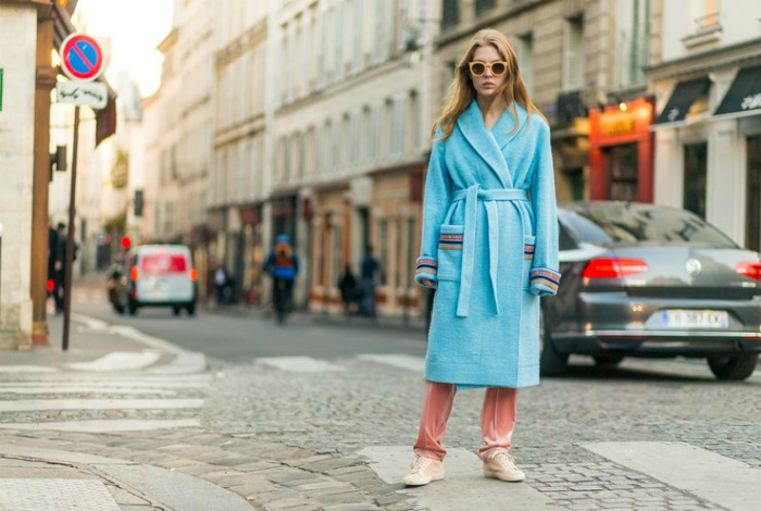 Повседневная одежда в США. | Фото: Yandex.