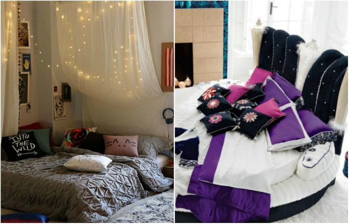 Простые советы, которые помогут сделать спальню уютной и стильной.
