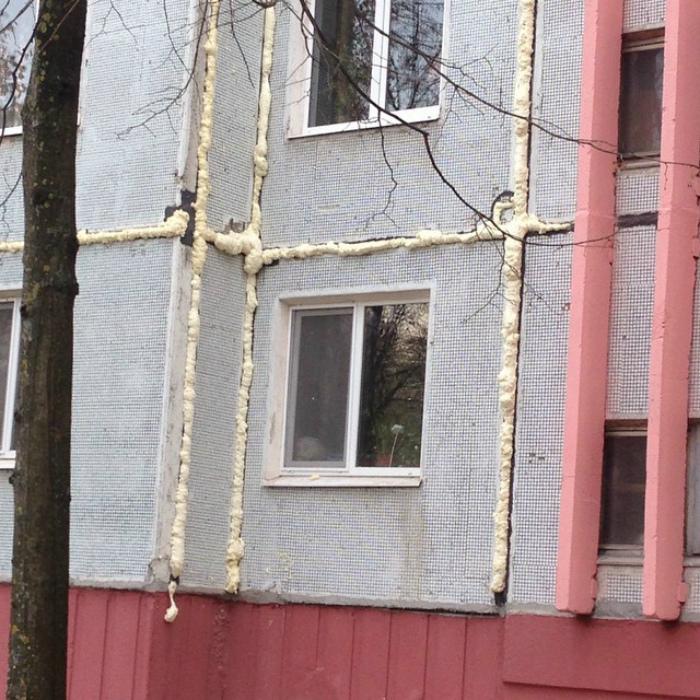 Новые тенденции дизайна фасадов. | Фото: МирТесен.