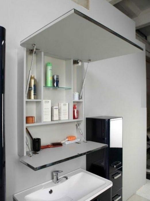 Идеальный навесной шкафчик.