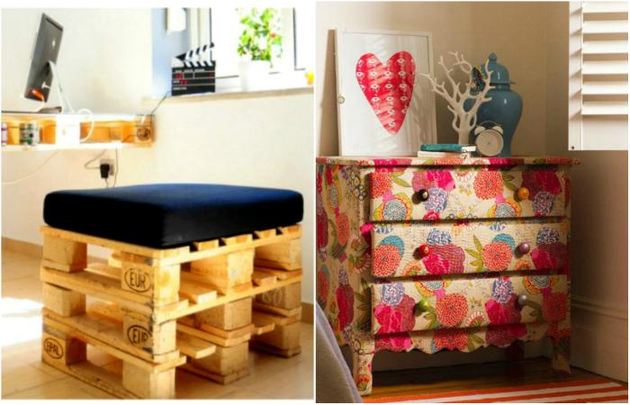 Недорогие идеи, которые помогут освежить интерьер квартиры.