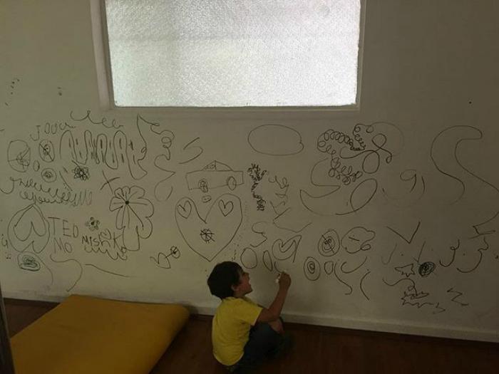 Творческий ребенок.