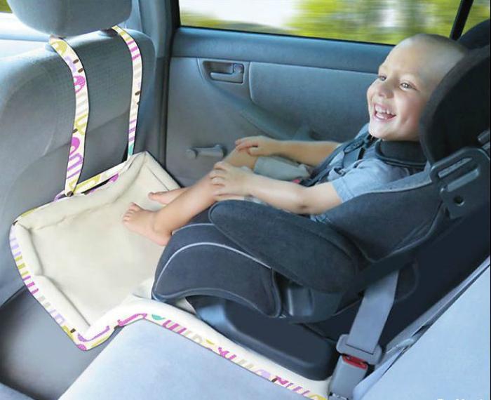 Защитный коврик в автомобиль.