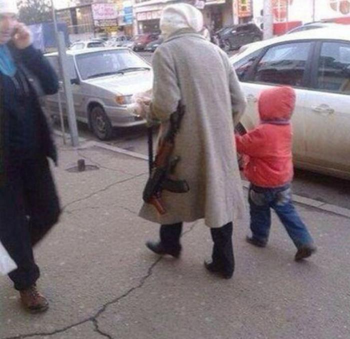 Когда бабушка очень строгая! | Фото: Reddit.