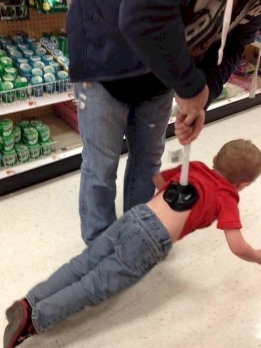 Особенности мужского шопинга.