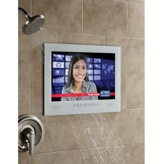 Телевизор для ванны.