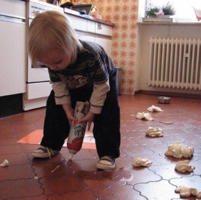 Юный кулинар.