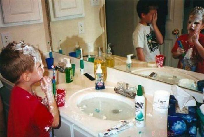Мальчики становятся мужчинами. | Фото: do-slez.com.