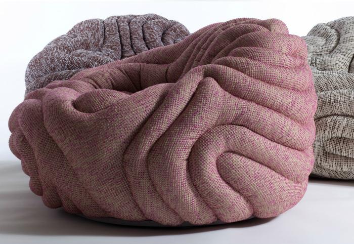 Уютное кресло-мешок. | Фото: Susanne Holte / Supress.