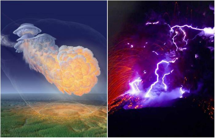 Потрясающие снимки редких природных феноменов.