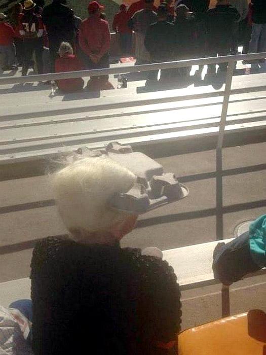 Знакомьтесь - моя изобретательная бабушка! | Фото: U-mama.