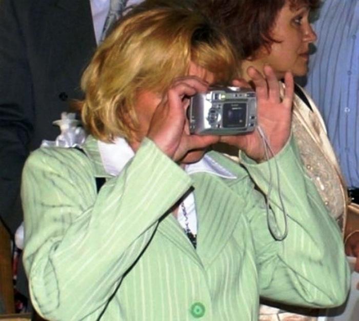 Начинающий фотограф.