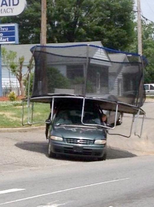 Перевозка габаритных грузов. | Фото: El Nueve.