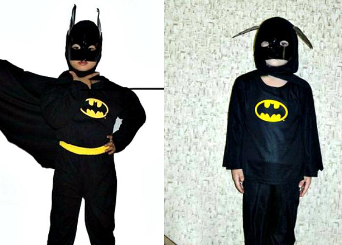 Детский маскарадный костюм. | Фото: Reddit.