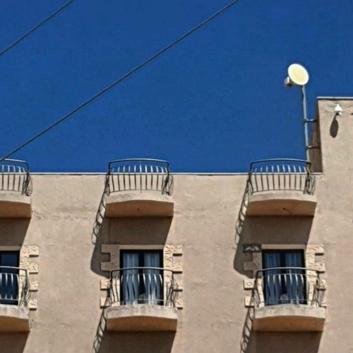 Таинственные балконы. | Фото: Поросёнка.нет.