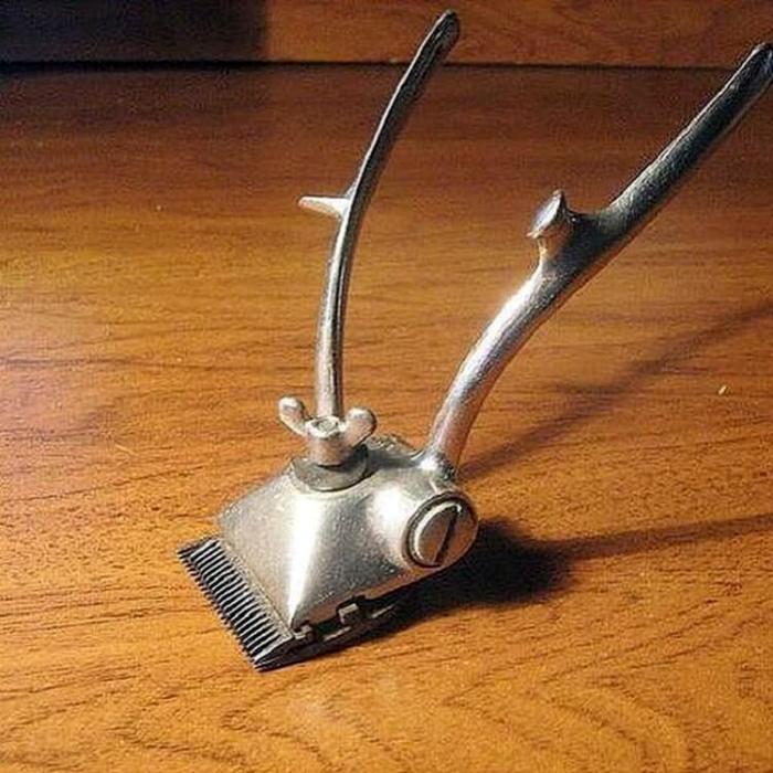 Ручная машинка для стрижки.