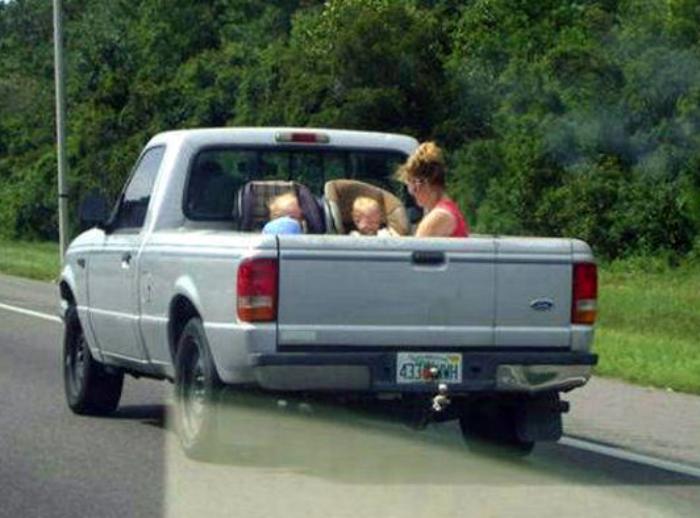 Семейная поездка.