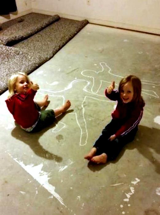 Талантливые дети.