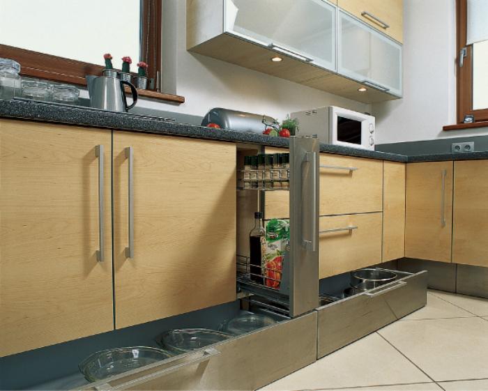 17 гениальных идей, которые помогут оптимизировать кухонное пространство Дизайн интерьера и архитектура, промышленный дизайн, гр