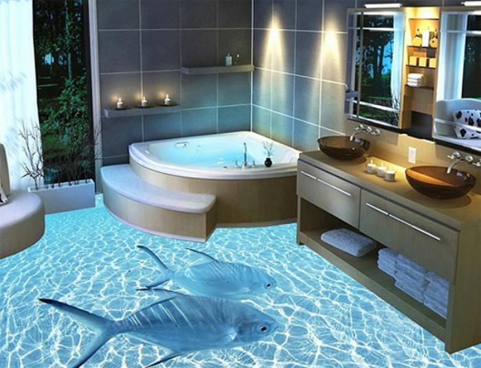 17 вдохновляющих примеров дизайна современной ванной комнаты