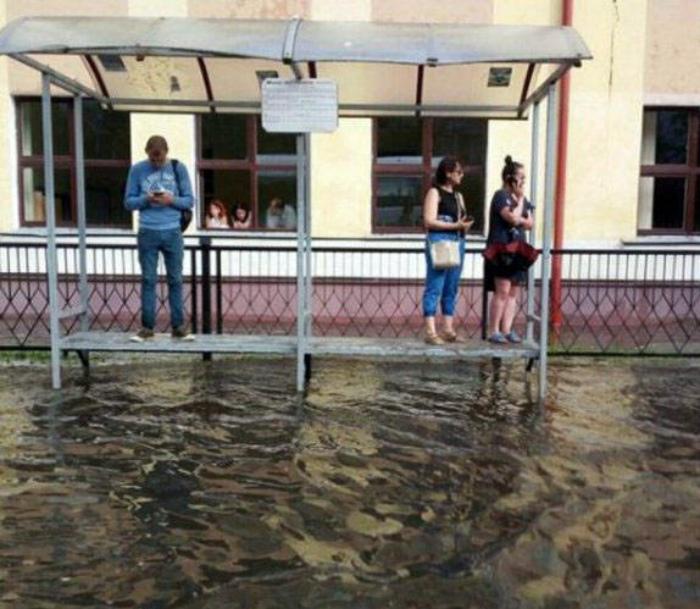 Неделя русской Венеции.