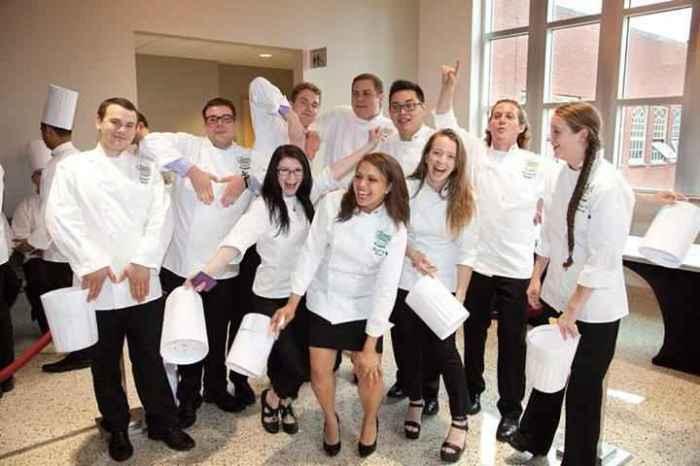 Учебный лагерь, который поможет усовершенствовать кулинарные навыки.