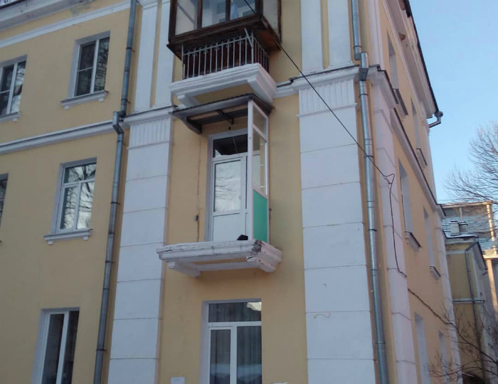 Дизайнерский балкон. | Фото: Picdeer.