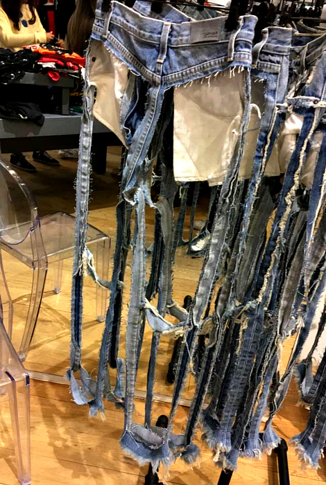 Идеальные джинсы для летнего сезона. | Фото: Pinterest.