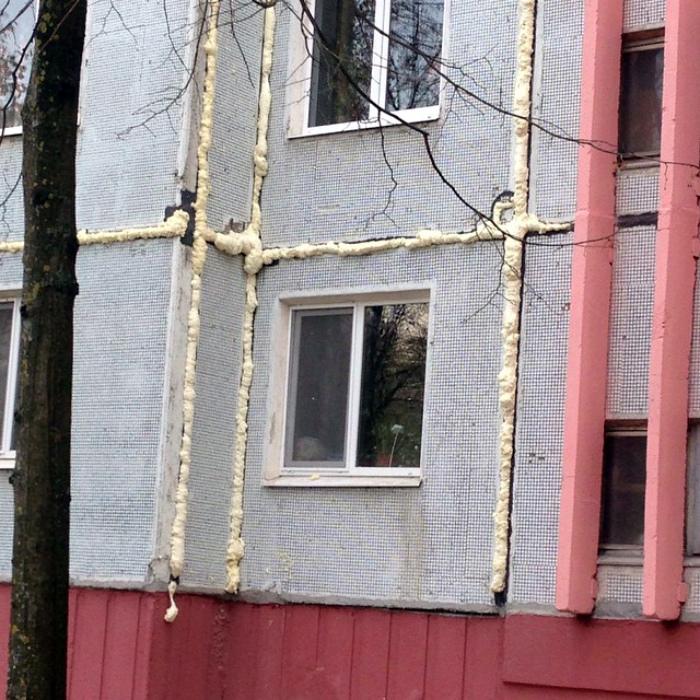 В ЖКХ не бывает красиво! | Фото: Fishki.pl.