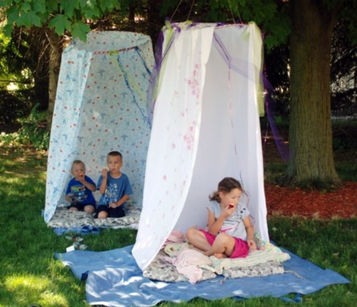 Игровые палатки для детей.