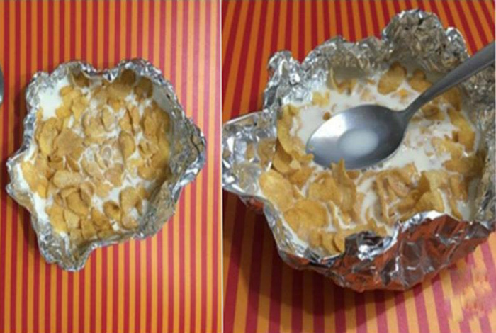 Холостяцкая посуда. | Фото: Reddit.