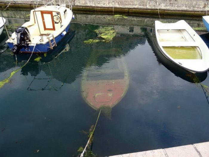 Почему моя лодка вдруг стала подводной!? | Фото: LOL24.