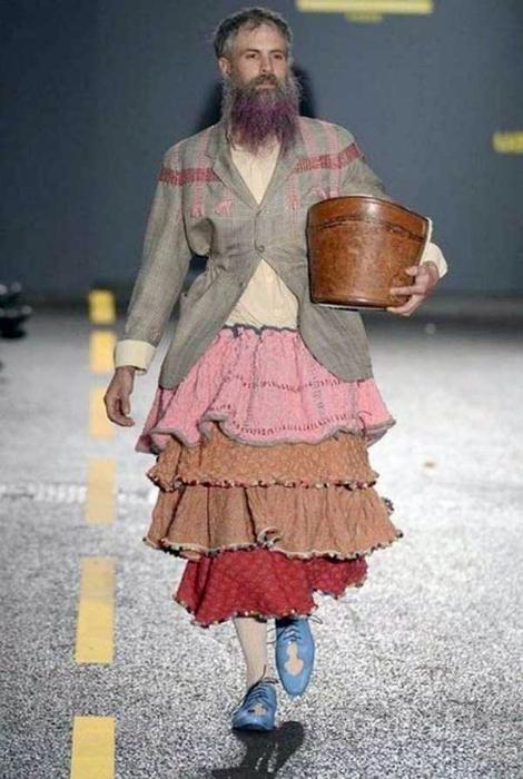Деревенский стиль.