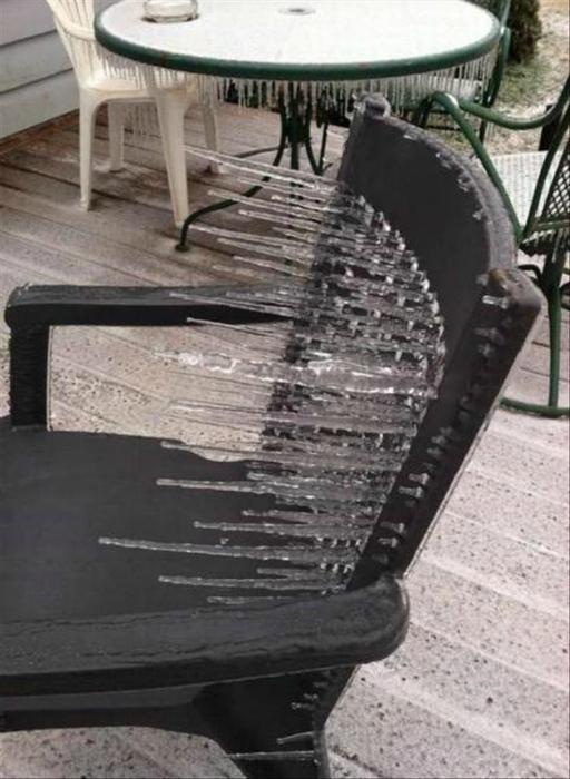 Массажный стул.