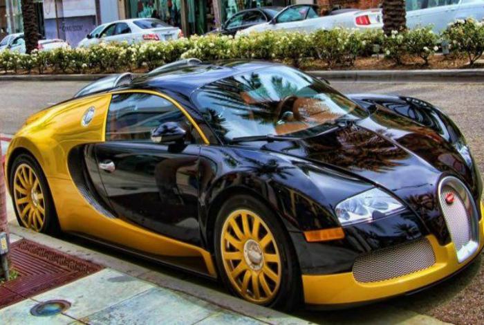 Роскошное такси.