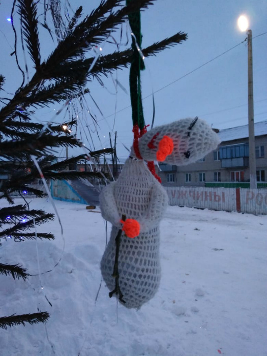 Снеговик повесился. | Фото: Reddit.