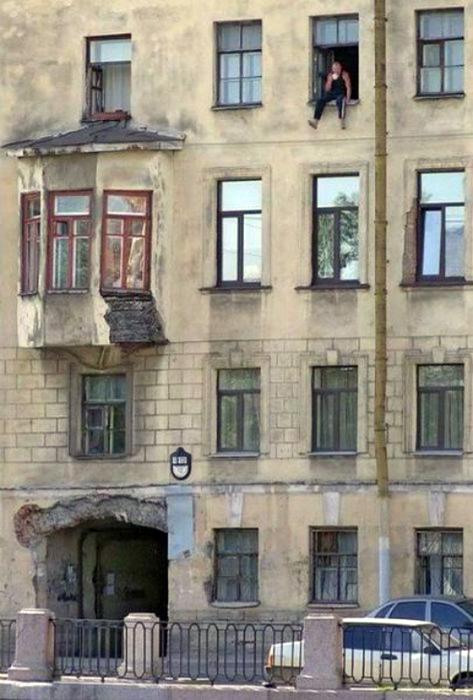 Городская романтика.