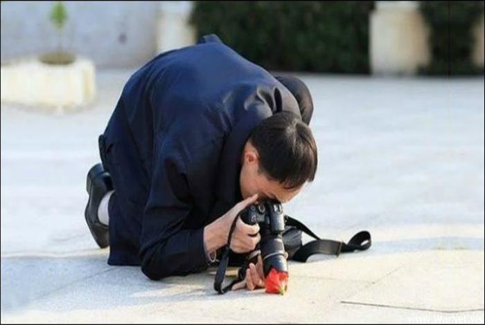 Фотографы обладают талантом, видеть красоту совершенно обычных вещей.