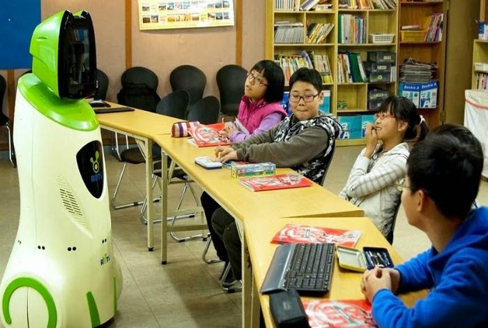 Учителя-роботы.