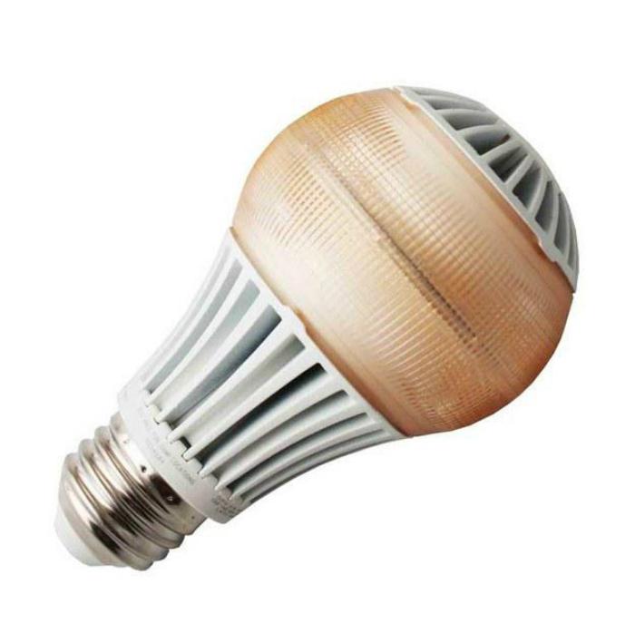 Лампочка, которая заряжает организм мелатонином, который улучшает работу мозга и положительно влияет на качество сна.