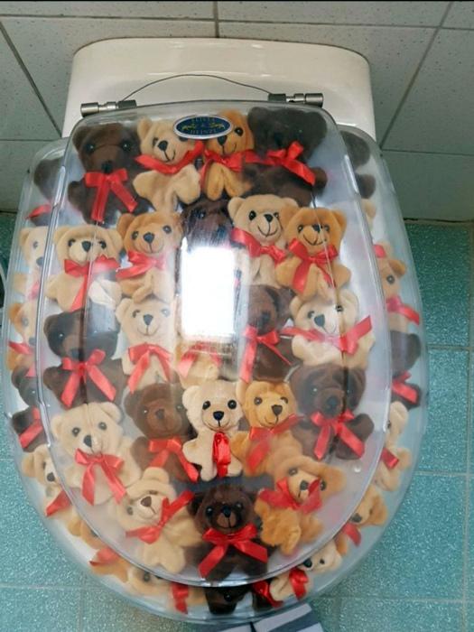 А медведи могут отвернуться?