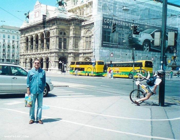 Динамичный и драматичный кадр.   Фото: Fishki.net.