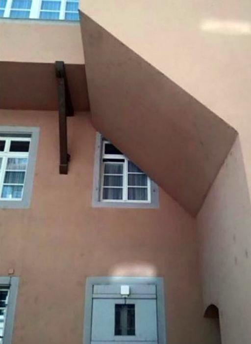 «А целое окно надо еще заслужить!» | Фото: Зеленый зонтик.
