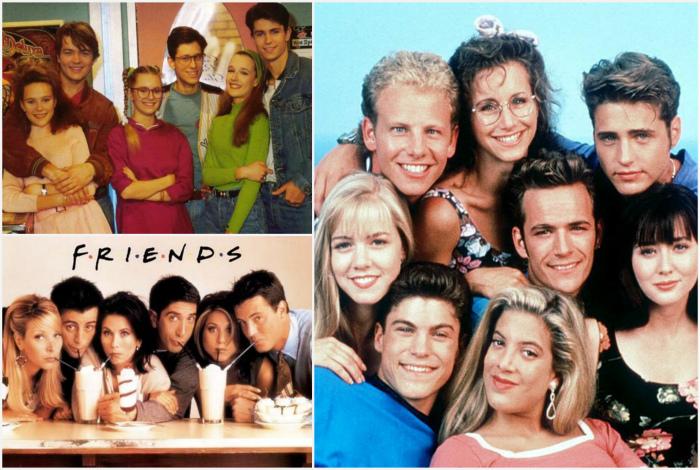 Лучшие сериалы, которые не забылись до сих пор.